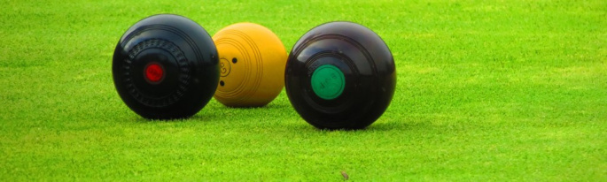 Bowls on the green